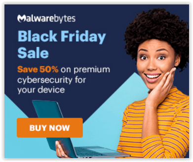 Malwarebytes Black Friday